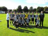 LEVEN BOYS 97's FOOTBALL CLUB, Donation from members of pigeonbasics